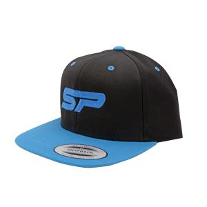 Shocker Snapback Hat   SP Logo
