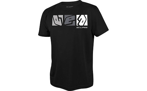 Eclipse Mens Trinity T-Shirt Black