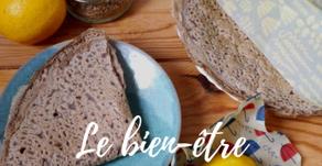 Abeillons, une solution française au remplacement du film alimentaire.