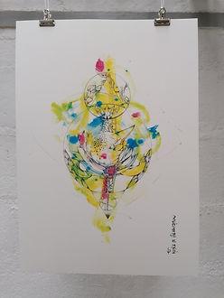 Les 3 règnes - AO Artiste - Anne-Sophie