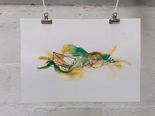 LA BAS - AO Artiste - Anne-Sophie Van Nu