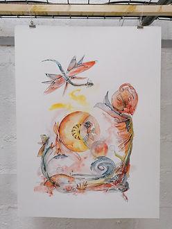 OUPTONIA - AO Artiste - Anne-Sophie Van