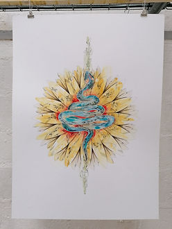 QUETZACOALT- AO Artiste - Anne-Sophie Va