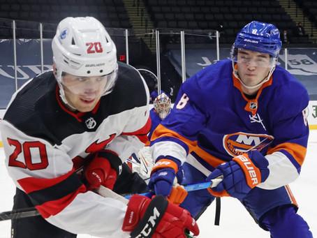 Puck Drop: Devils Trade Palmieri, Zajac to the Islanders