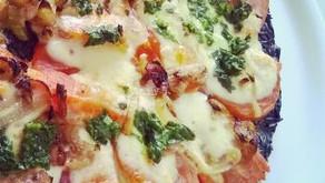Pizza free gluten et végé