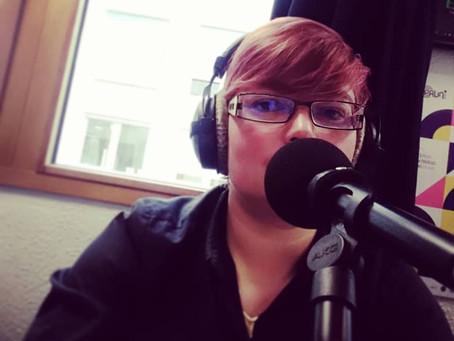 Sclérose en plaques et sport, au micro avec Radio Prun' (Nantes) !
