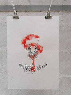 Signe du Bélier - AO Artiste - Anne-Soph