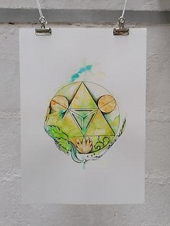 Trinité - AO Artiste - Anne-Sophie Van N