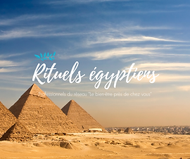 Rituels égyptiens