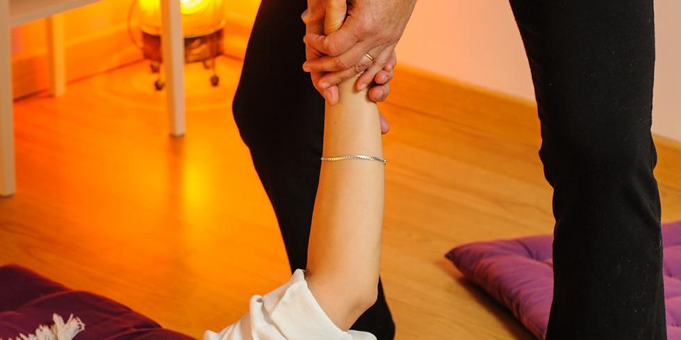 Atelier de massage par le mouvement