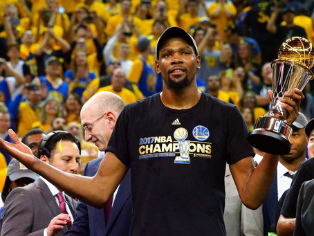 Pump Fake: A Deep Dive into Kevin Durant's Legacy and His Recent Comments