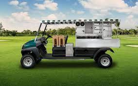 Golf for Goals Beverage Cart/Putting Green Sponsor
