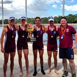 Kiwi's boys winning again