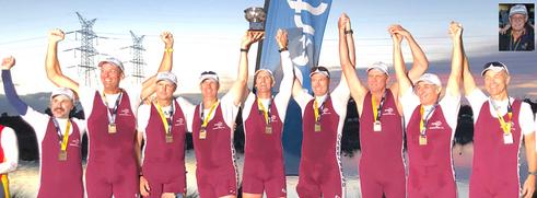 QLD Interstate Masters men's winners
