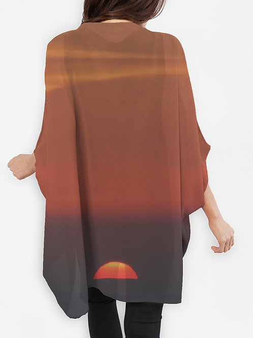 Cocoon Wrap - Sunset