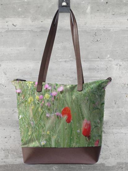 Italian Countryside Statement Bag