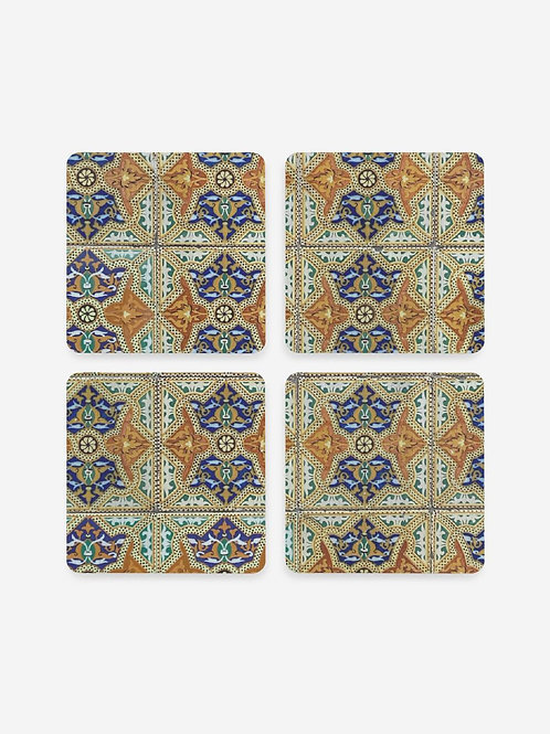 Coasters - Mexican Tiles