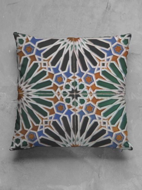 Alhambra Pillow 2
