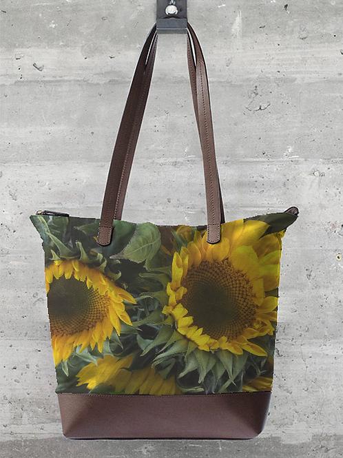 Sunflower Statement Bag