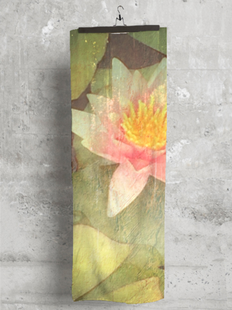 Water Lily Scarf