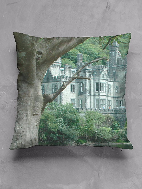 Irish Castle Pillow