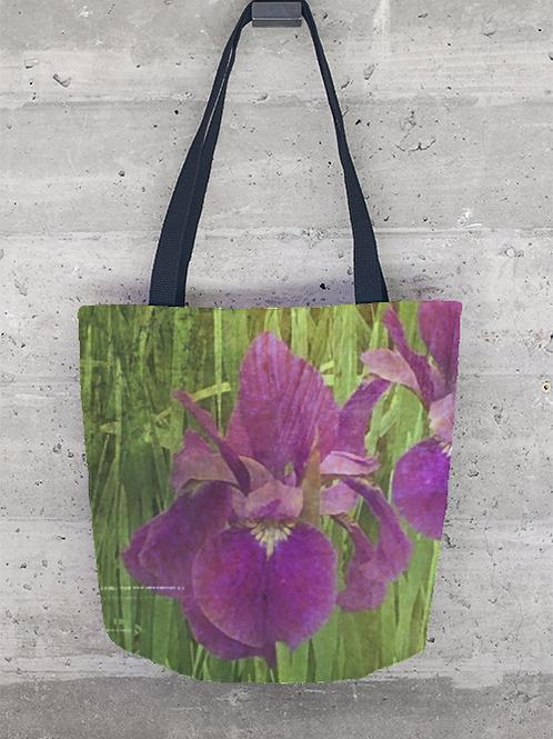 Iris - Cloth Tote