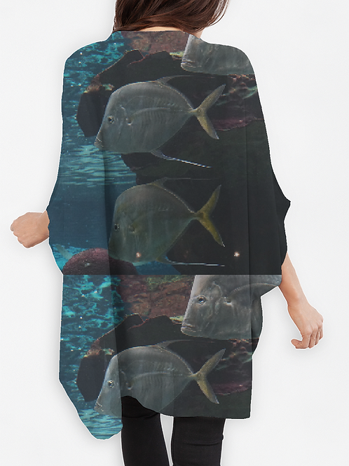 Cocoon Wrap -School of Fish