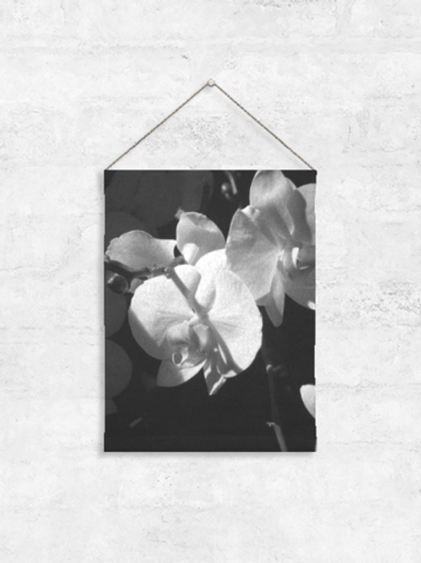 Orchid Wall Hanging