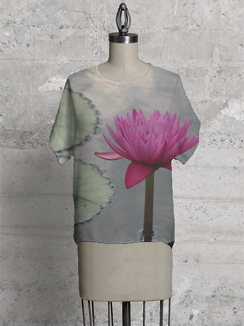 Water Lily Tee