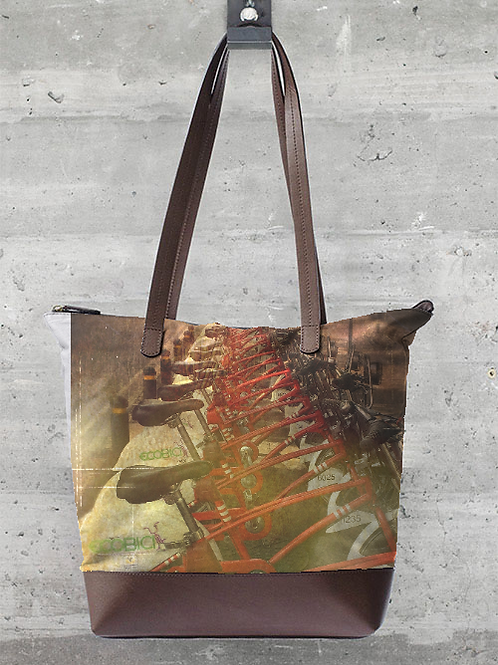 Share Bicycles Statement Bag