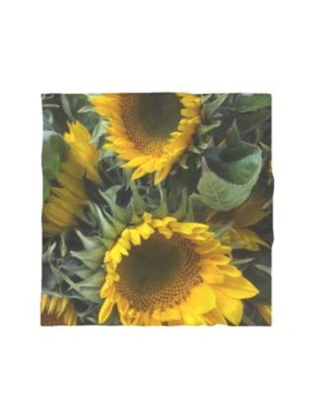 Sunflower Accessory Scarf