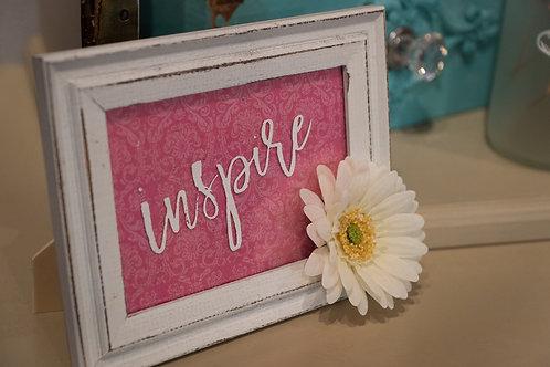 Inspire frame