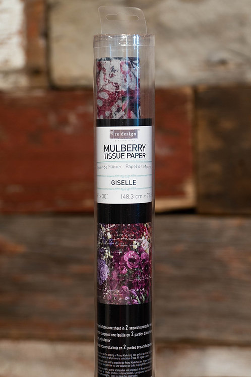 Redesign Mulberry Tissue Paper - Giselle