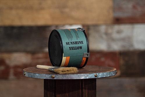 Junk Monkey Chalk Paint - Sunshine Yellow