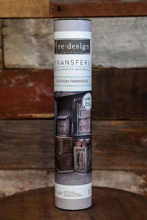 Redesign Decor Transfer - Everyday Farmhouse