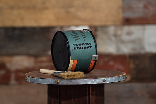 Junk Monkey Chalk Paint - Stormy Forest