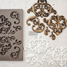 Moulds by re-design with PRIMA