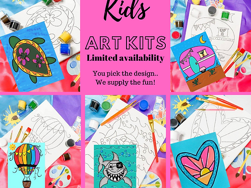 Kids Art Kit