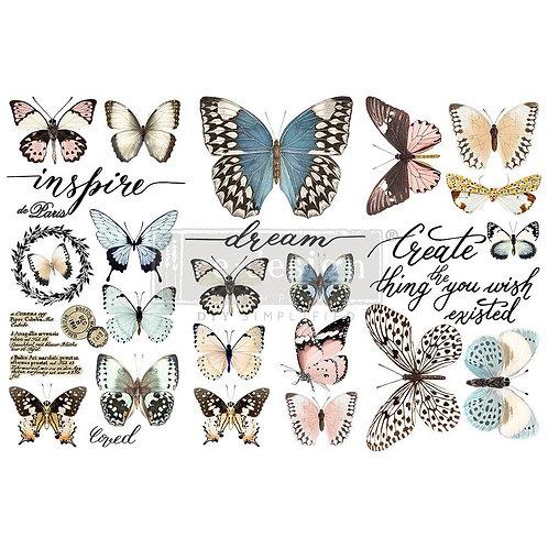 Decor Transfer - Papillon Collection