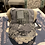 Thumbnail: Hats - Mesh Military Camouflage (Grey)