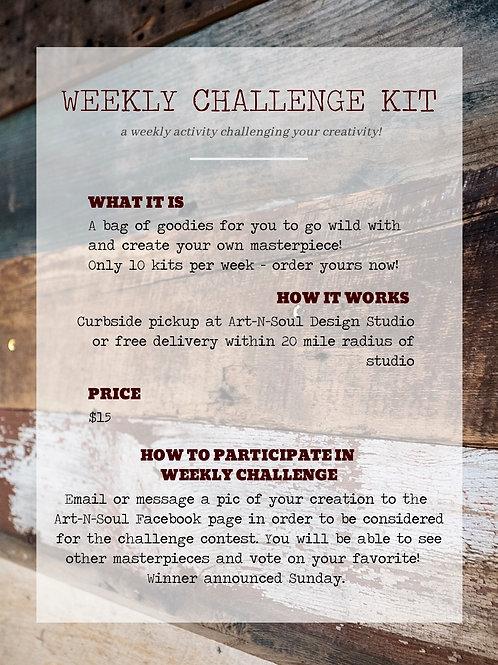 Weekly Challenge Kit