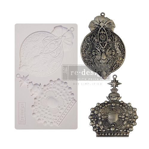 Decor Mould - Victorian Adornments