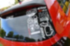 Vehicle Decals in Frankenmuth, MI.