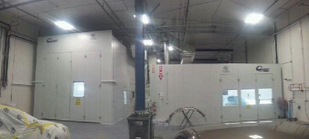 Trinity Collision Centre Moncton, NB