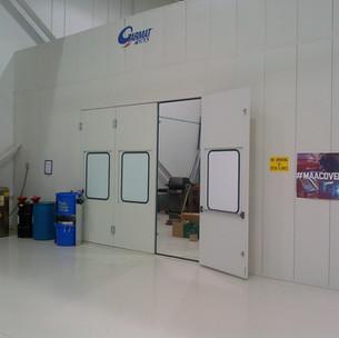 Maaco Training Centre, Milton ON