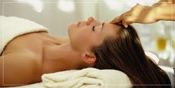 Migrain Relief Massage