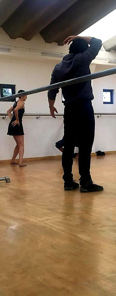 Workshop Bogotà Capital Ballet