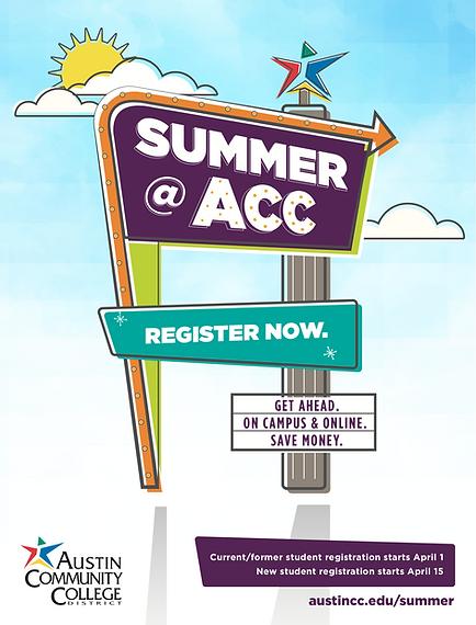 Austin Community College Summer Registra