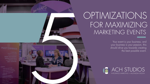 How to Optimize Your Marketing Events for Success