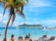 Морской круиз солнечные карибы